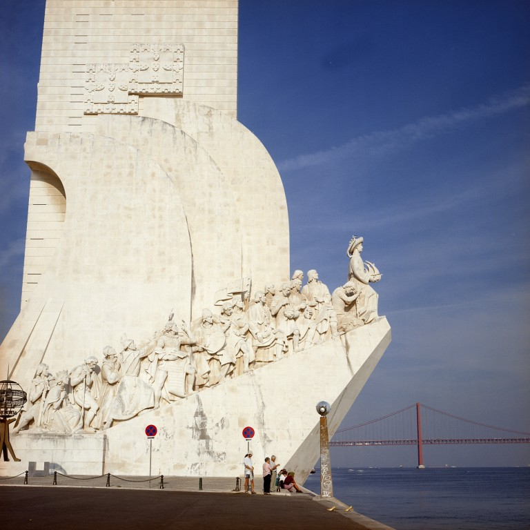 Discovery Monument, Lisbon