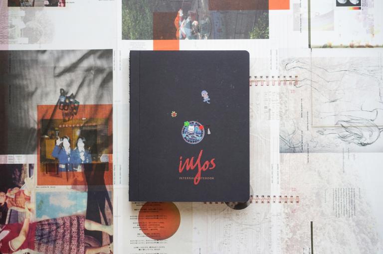 Internal Notebook Book Cover