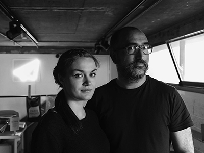 Julia Gelezova & Angel Luis Gonzalez