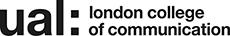 London College of Communication (LCC) at University of the Arts London Photography (UAL), UK Logo