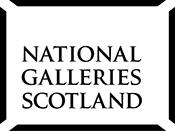 National Galleries of Scotland, UK Logo