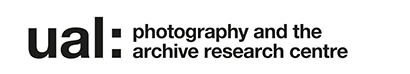 Photography and The Archive Research Centre (PARC) at University of the Arts London, UK Logo