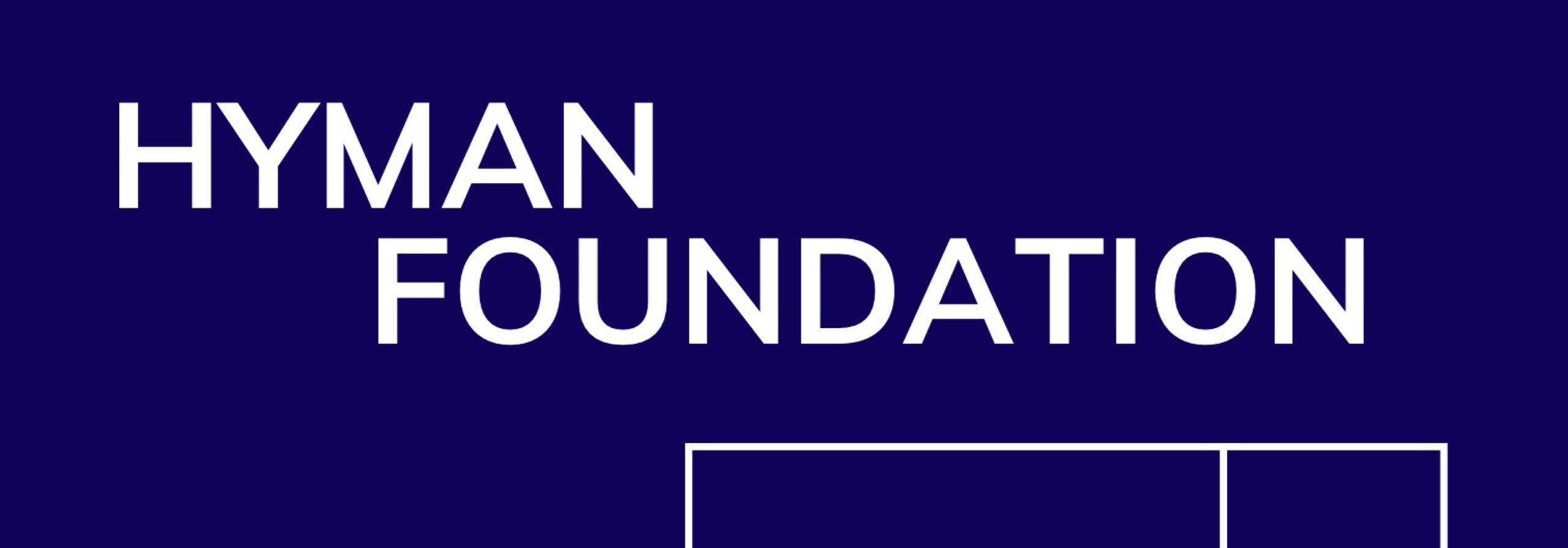 The Hyman Foundation Logo